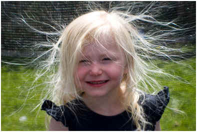 does-hair-color-affect-static-electricity
