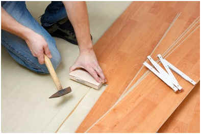 Can You Stain Laminate Floors
