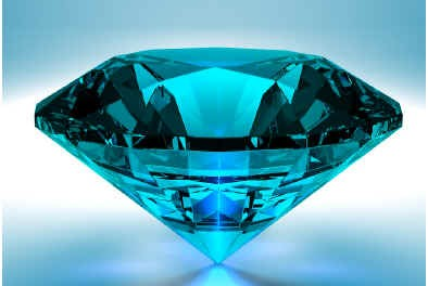 what-makes-diamonds-blue