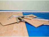 Can you install hardwood floors on concrete
