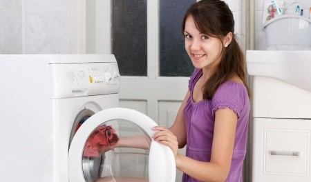 How to wash bed sheets-step-2-washing machine settings