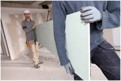 Is sheetrock the same as drywall for Does gypsum board contain asbestos