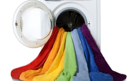 Best way to wash dark clothes-prior to washing