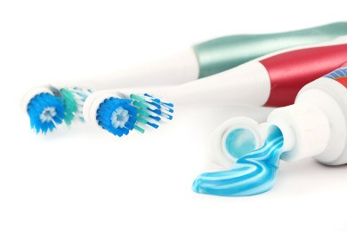 How to Brush Teeth with Electric Toothbrush