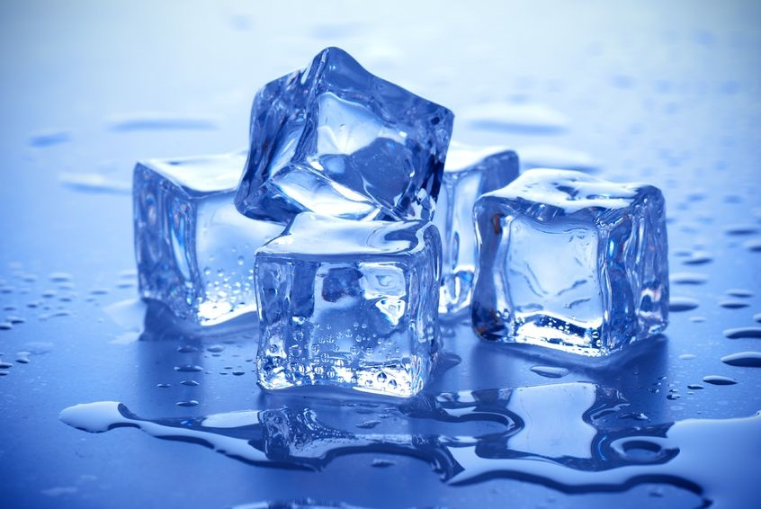 Does an Ice Cube Melt Faster in Air or Water?